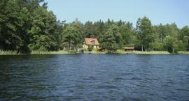 Jezioro Krzywa Kuta