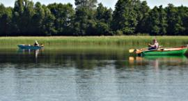 Jezioro Sławskie - wędkowanie z łodzi