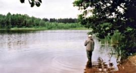 Jezioro Umińskie Duże