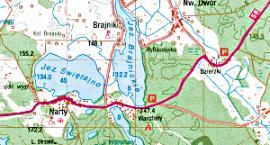 Jezioro Warchałdzkie