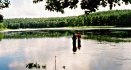 Małe jest piękne - Jeziora Poplusz Wielki i Poplusz Mały (Pawlik)