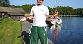 Rybobranie nad Osiekiem - Jezioro Osiek