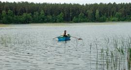 Trzy jeziora - Trzcinowe, Czarne i Dłużek