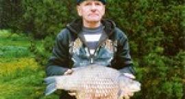 Rekord Polski - karaś 4,16 kg (48,50 cm)