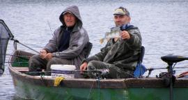 Jeziorowe rynny, na spławik z łódki