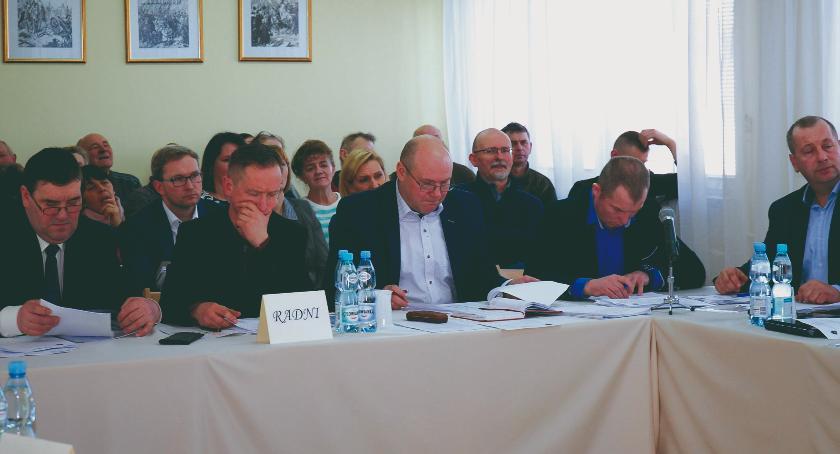 samorząd, Studium uchwała wyborcza sesja Sochocinie - zdjęcie, fotografia