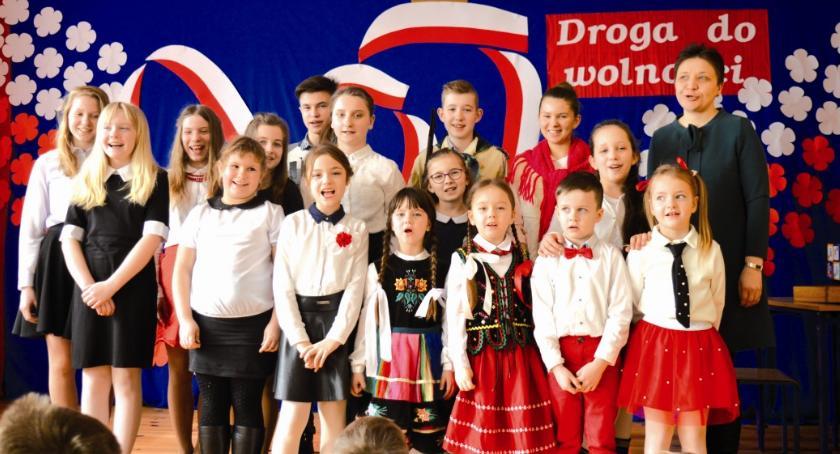 konkursy, Małe formy teatralne Zaborowie - zdjęcie, fotografia
