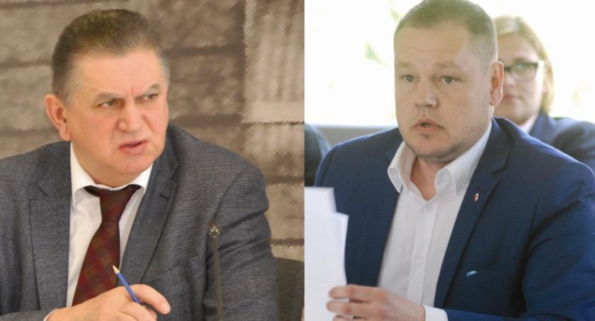 polityka, Burmistrz kontra radny spotkają sądzie - zdjęcie, fotografia