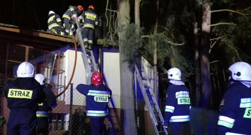 pożary, dobrze mieć sąsiada - zdjęcie, fotografia