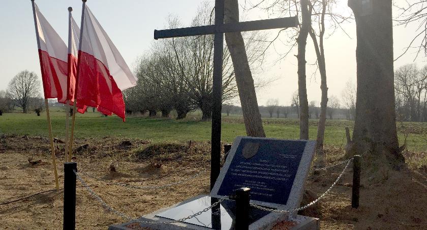 historia, Płońszczanie inicjatorami pomnika pamięci
