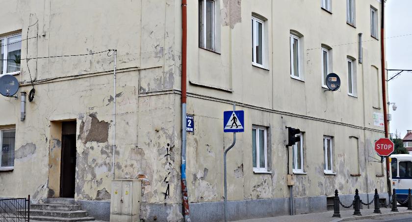 samorząd, kamienice - zdjęcie, fotografia