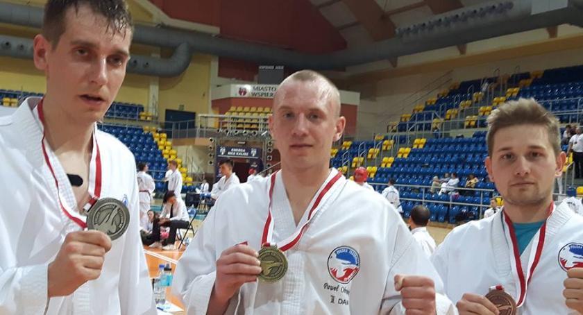 taekwondo, Medal medalem mistrzostwach Polski - zdjęcie, fotografia
