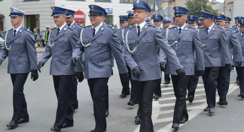 zaproszenia, Policyjny dzień otwarty - zdjęcie, fotografia