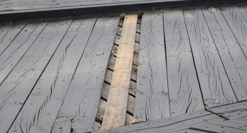 interwencje, ZRYWAĆ czyli naprawiamy mosty starosty - zdjęcie, fotografia