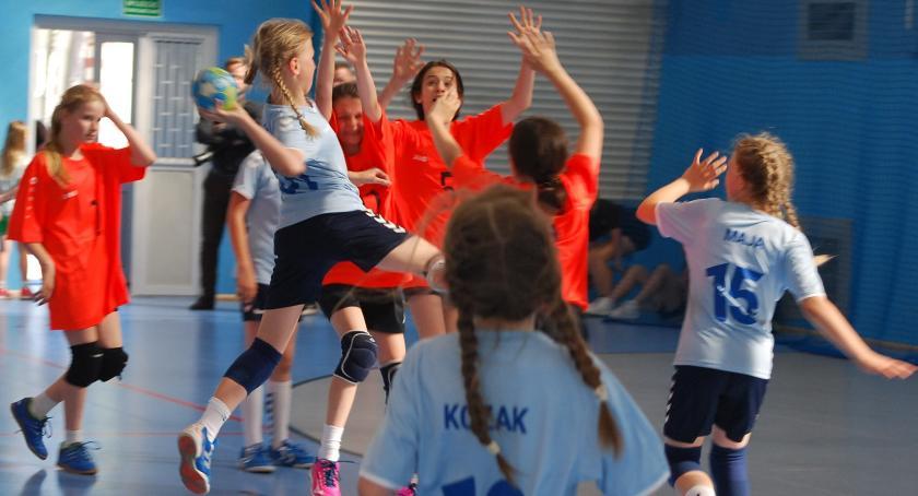 piłka ręczna, Sochocinianki turniej wygrały efektownym stylu - zdjęcie, fotografia