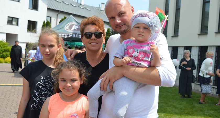 zaproszenia, Zespół gwiazdą Parafialnego Festynu Rodzin - zdjęcie, fotografia