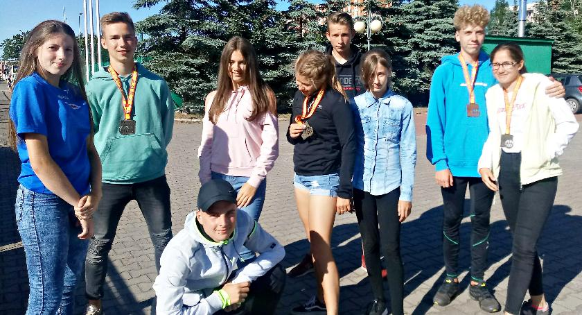 lekkoatletyka, medale lekkoatletycznych igrzyskach - zdjęcie, fotografia