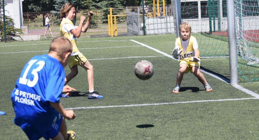piłka nożna, Pamięci Andrzeja Bujakowskiego - zdjęcie, fotografia