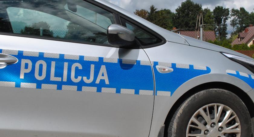 kryminalne, Uratowali latka - zdjęcie, fotografia