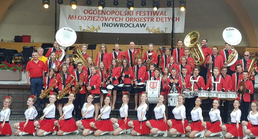sukcesy, Sukces Inowrocławiu - zdjęcie, fotografia