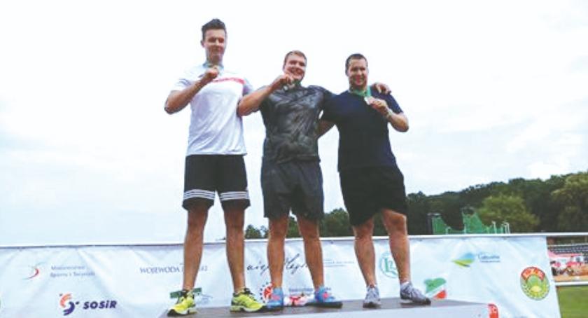 lekkoatletyka, Kowalski rekordem klubu - zdjęcie, fotografia
