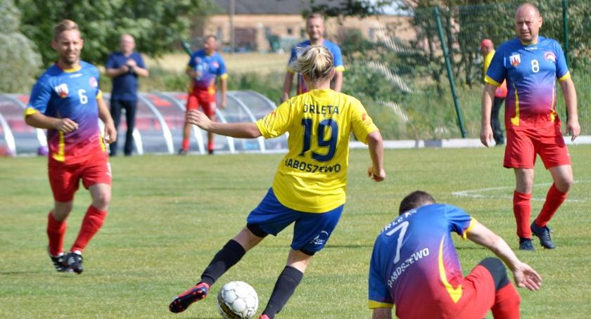 piłka nożna, Sobota Orlętami - zdjęcie, fotografia