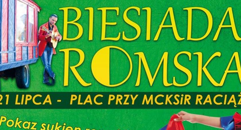 zaproszenia, Cygańska sobota Raciążu - zdjęcie, fotografia