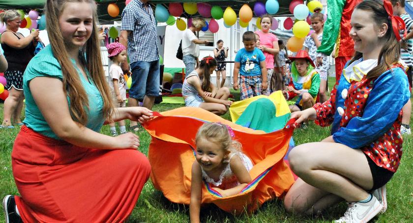 okazjonalne, Bogaty wakacyjny program płońskim - zdjęcie, fotografia