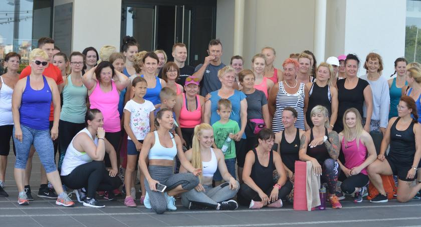 zaproszenia, Fitness drugi - zdjęcie, fotografia