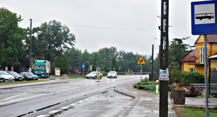 interwencje, Sochocin dojazdu - zdjęcie, fotografia