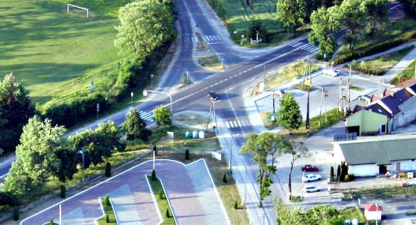 inwestycje, Będzie rondo Czerwińsku przetarg rozstrzygnięty - zdjęcie, fotografia