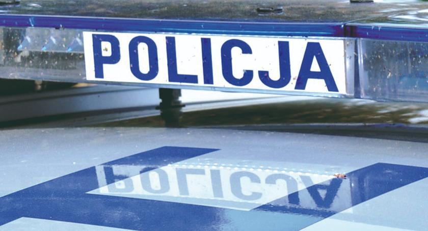 """policja na drodze, Akcja """"Tir - zdjęcie, fotografia"""