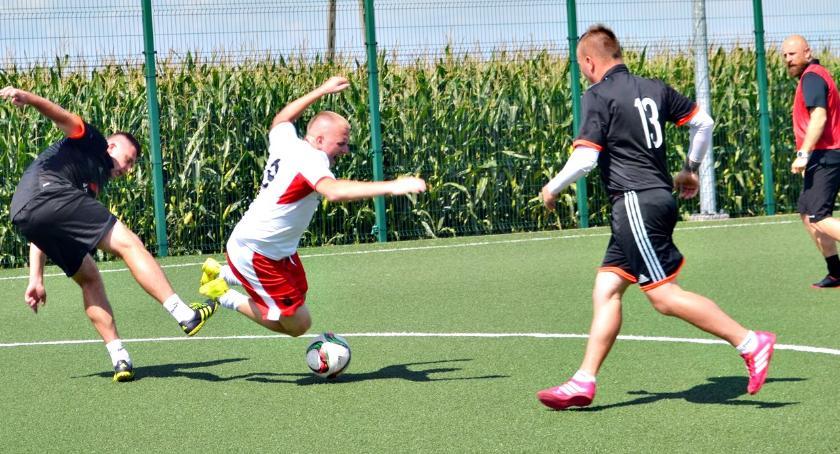 piłka nożna, Druga odsłona Pucharu - zdjęcie, fotografia