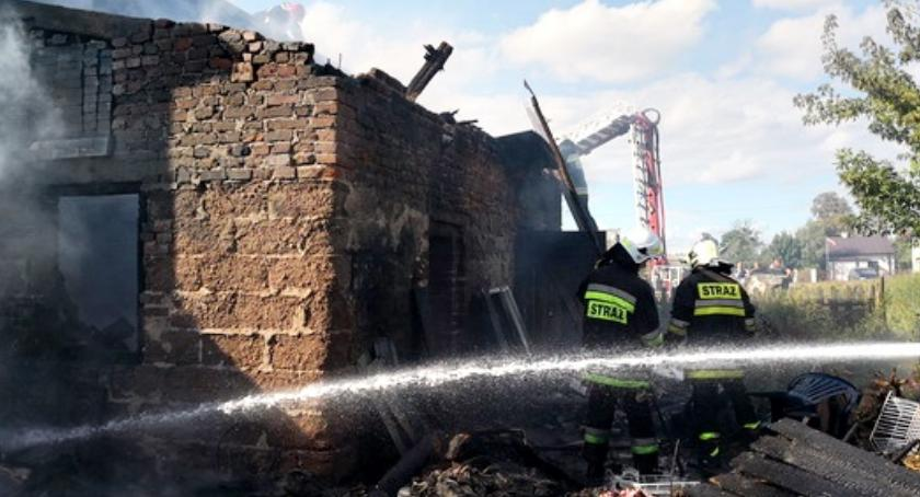 pożary, Strażackie pigułce - zdjęcie, fotografia