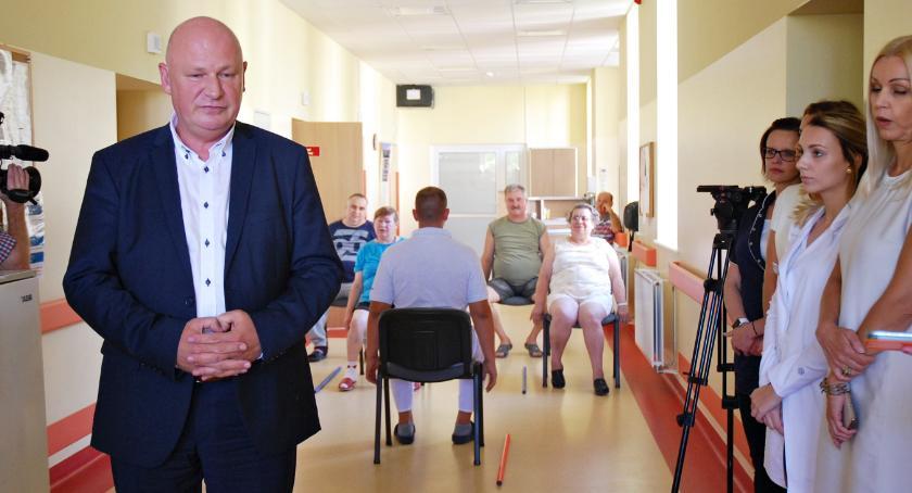 zdrowie, Doktor leczenie nadwagi płońskim szpitalu - zdjęcie, fotografia