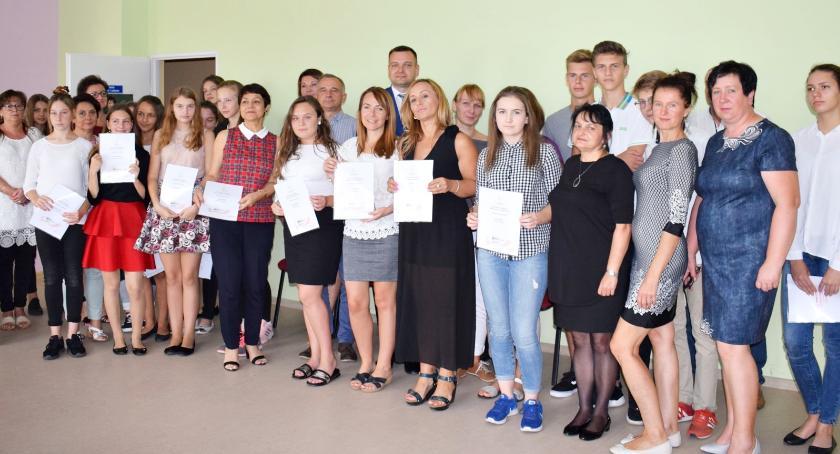 okazjonalne, Narodowe Czytanie Baboszewie - zdjęcie, fotografia