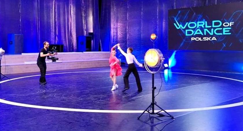 okazjonalne, Obejrzyj Polsacie Nikola Bartek zatańczą piątek - zdjęcie, fotografia