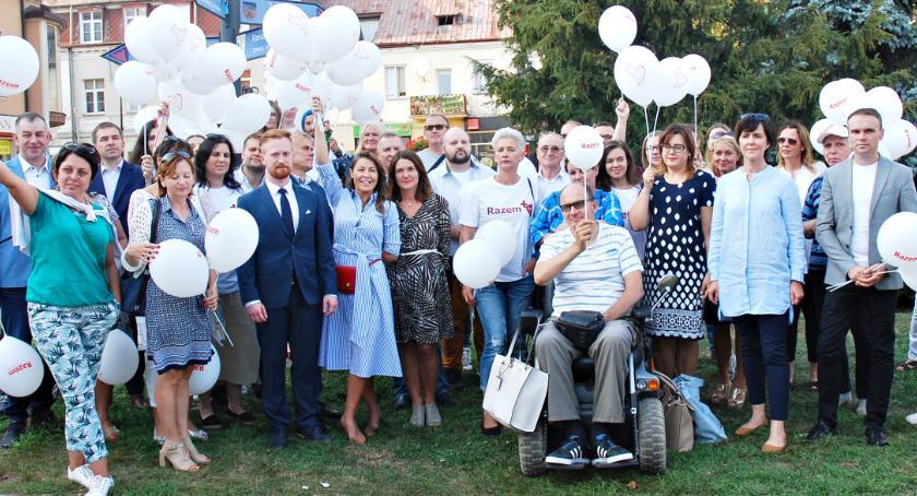 wybory - wiadomości, Piątego kandydata burmistrza Płońska będzie - zdjęcie, fotografia