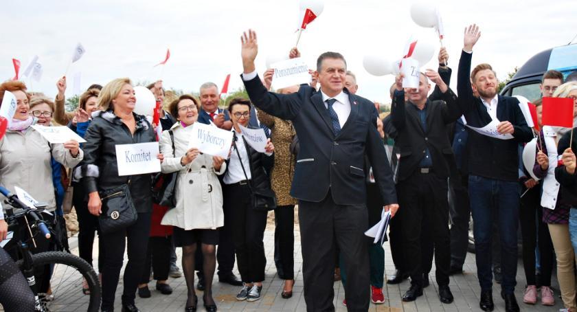 wybory - wiadomości, Konwencja obwodnicy - zdjęcie, fotografia