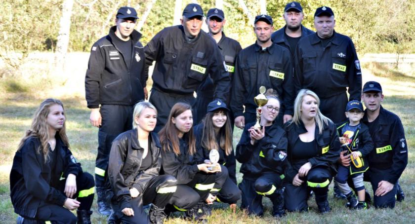 zawody strażackie, gminie Baboszewo najlepsza Dziektarzewo - zdjęcie, fotografia