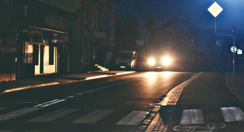 inwestycje, przetargu oświetlenie Warszawskiej Płockiej - zdjęcie, fotografia