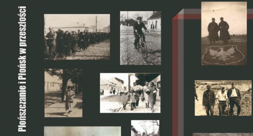 """zaproszenia, """"Płońszczanie Płońsk przeszłości"""" otwarcie wystawy - zdjęcie, fotografia"""
