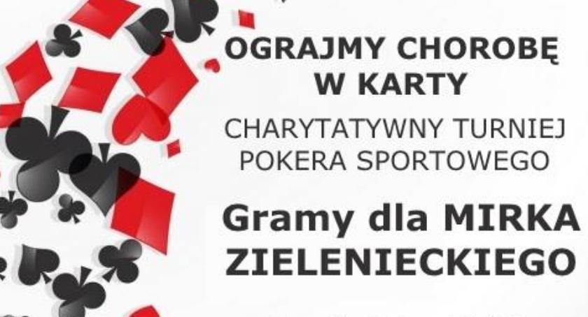 charytatywnie, Charytatywnie pokera - zdjęcie, fotografia