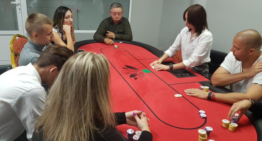 charytatywnie, Mirka pokera - zdjęcie, fotografia