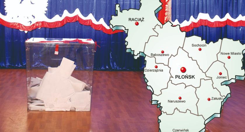 wybory - wiadomości, Prawo Sprawiedliwość wygrywa powiecie koalicja - zdjęcie, fotografia