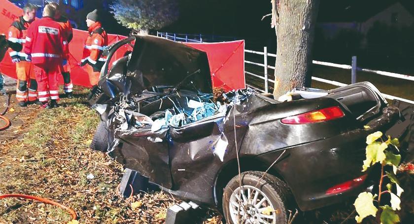 wypadki, Kolejny koszmarny wypadek zginęły osoby - zdjęcie, fotografia