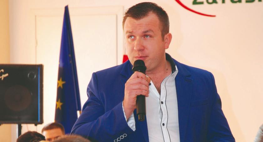 wybory - wiadomości, Kamil Koprowski nowym wójtem gminy Załuski - zdjęcie, fotografia