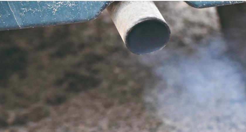 """bezpieczeństwo, środę akcja """"Smog"""" - zdjęcie, fotografia"""