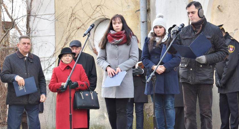 historia, Pamięci ofiar likwidacji płońskiego getta - zdjęcie, fotografia
