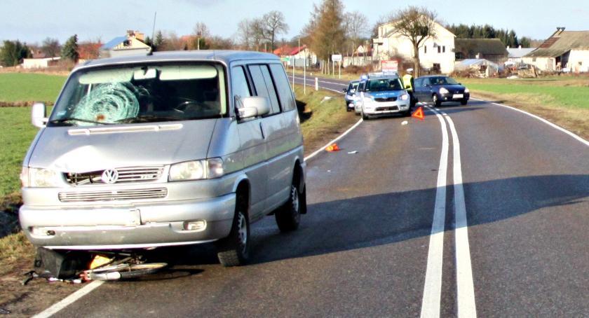 wypadki, Niebezpiecznie drogach - zdjęcie, fotografia